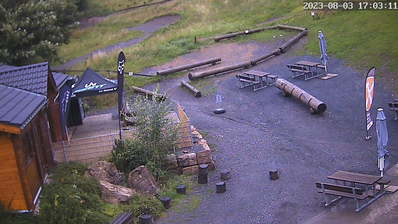 Webcam Ski Resort St. Andreasberg - Matthias-Schmidt-Berg Talstation - Harz