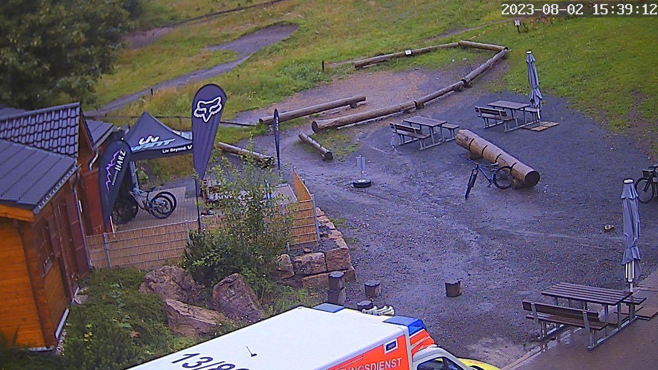 Webcam Skigebied St. Andreasberg - Matthias-Schmidt-Berg Talstation - Harz
